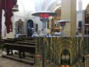 Estufas de exterior ilegales iglesias